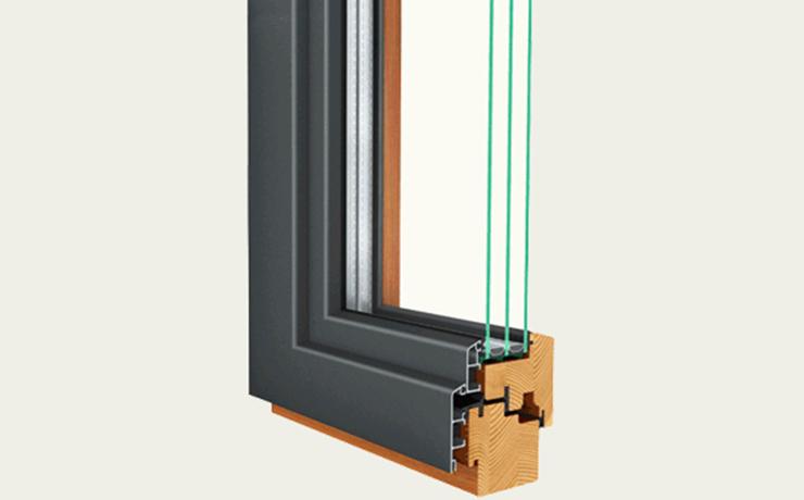 Fenster Holz Aluminium Test ~ DUO Fenster mit Aluminiumabdeckschale bieten unbegrenzte