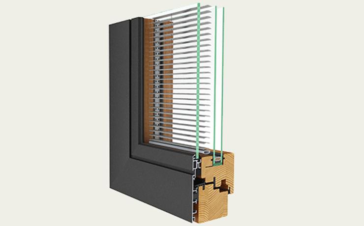 """Fenster Holz Aluminium Test ~   Add on"""" ist die bezahlbare Erweiterung zum Holz Alufenster Duo 96"""