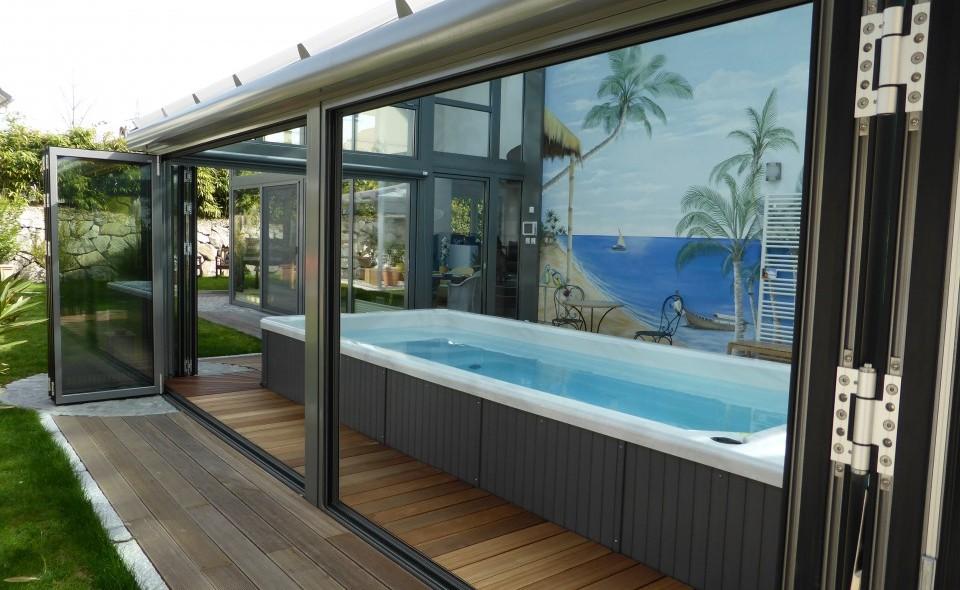 ROLAND BOLLER GmbH - Sortiment - Swim Spa