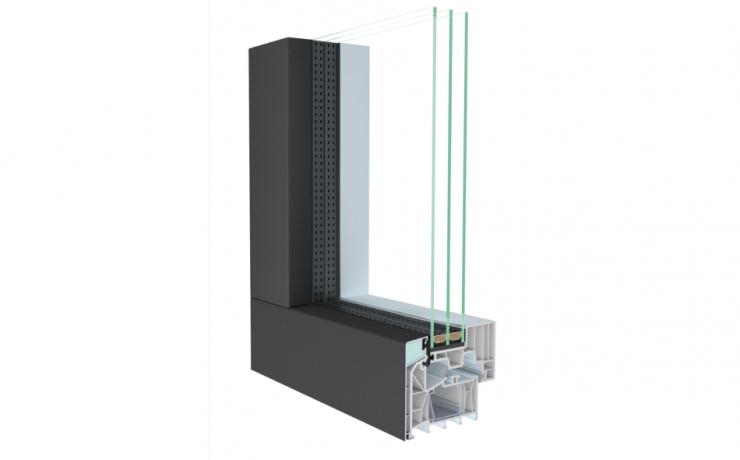 B k sortiment kunststoff aluminium for Fenster aus kunststoff