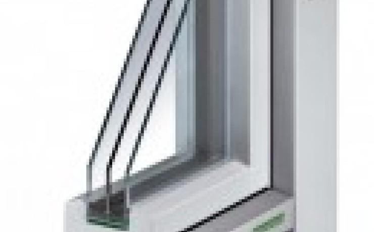 Holzfenster HF 82 effizient
