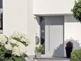 Aluminium-Kunststoffhaustüren