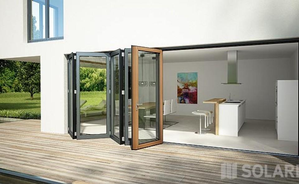 d rbusch sortiment glas faltwand holz aluminium. Black Bedroom Furniture Sets. Home Design Ideas