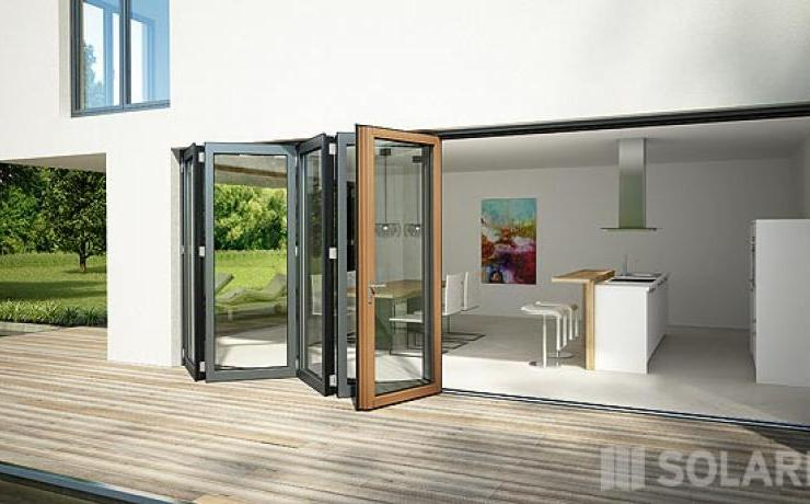 knabe fenster und t rentechnik produkte glas faltwand holz aluminium. Black Bedroom Furniture Sets. Home Design Ideas