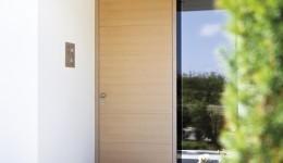 Haustüren aus Holz