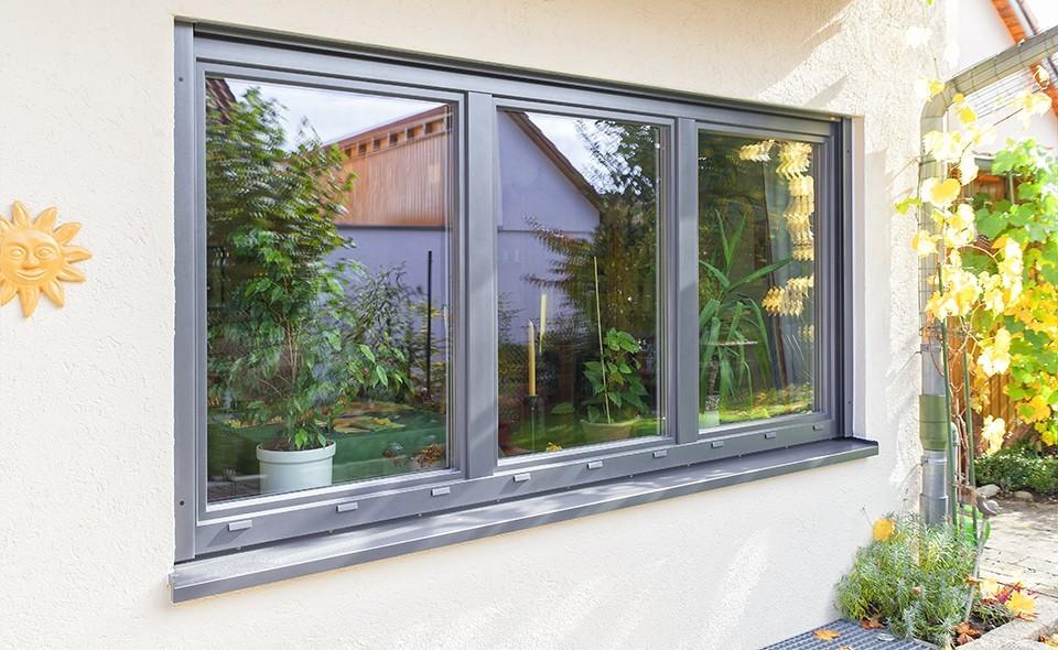Holz alu fenster vorteile  bau-technik-barth - Referenzen - Holz-Alu-Fenster