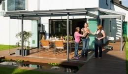 Terrassendächer/Glashäuser