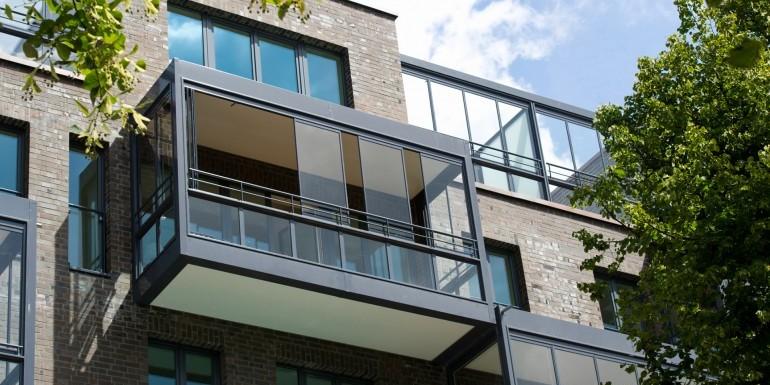 Balkon Mit Wintergarten Picture Pictures to pin on Pinterest